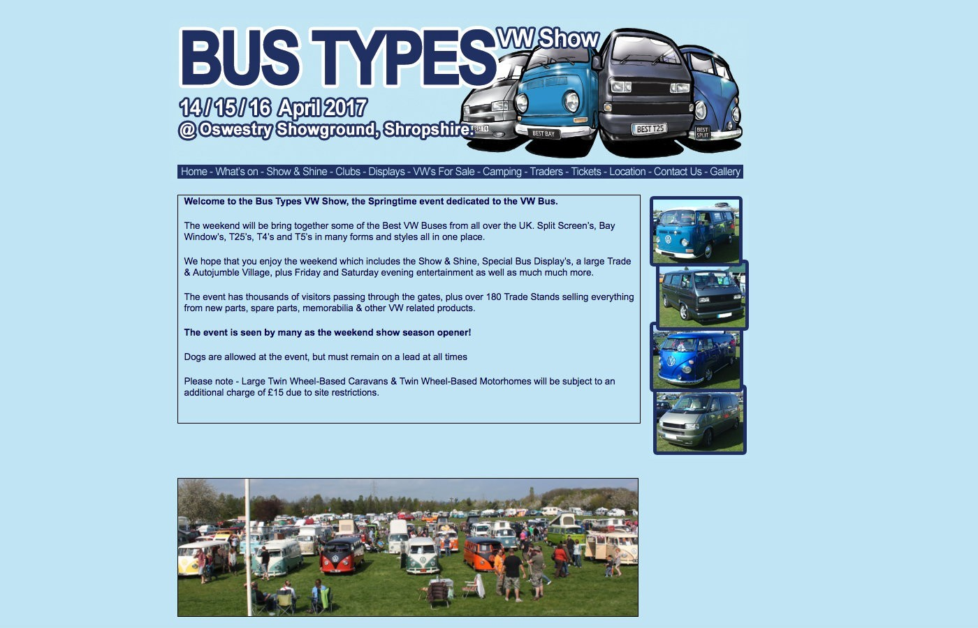 vw bus types