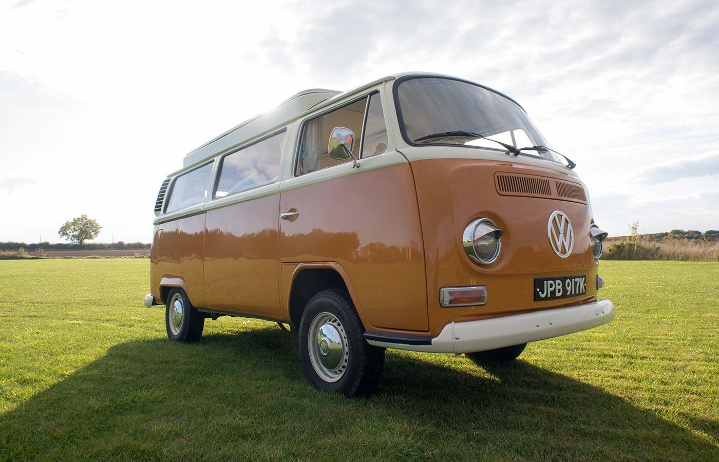 vw campervan betty