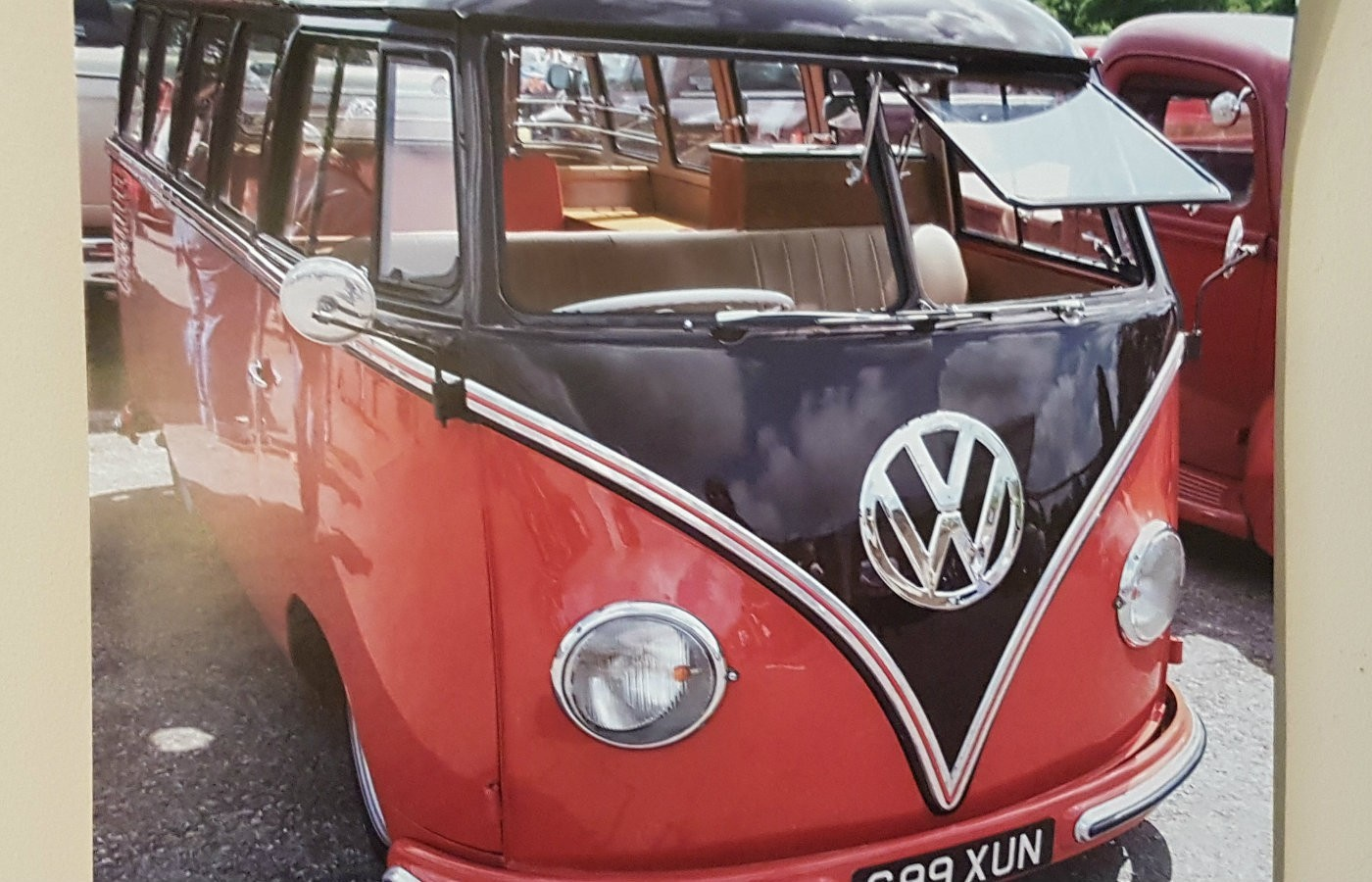vw splitty calendar