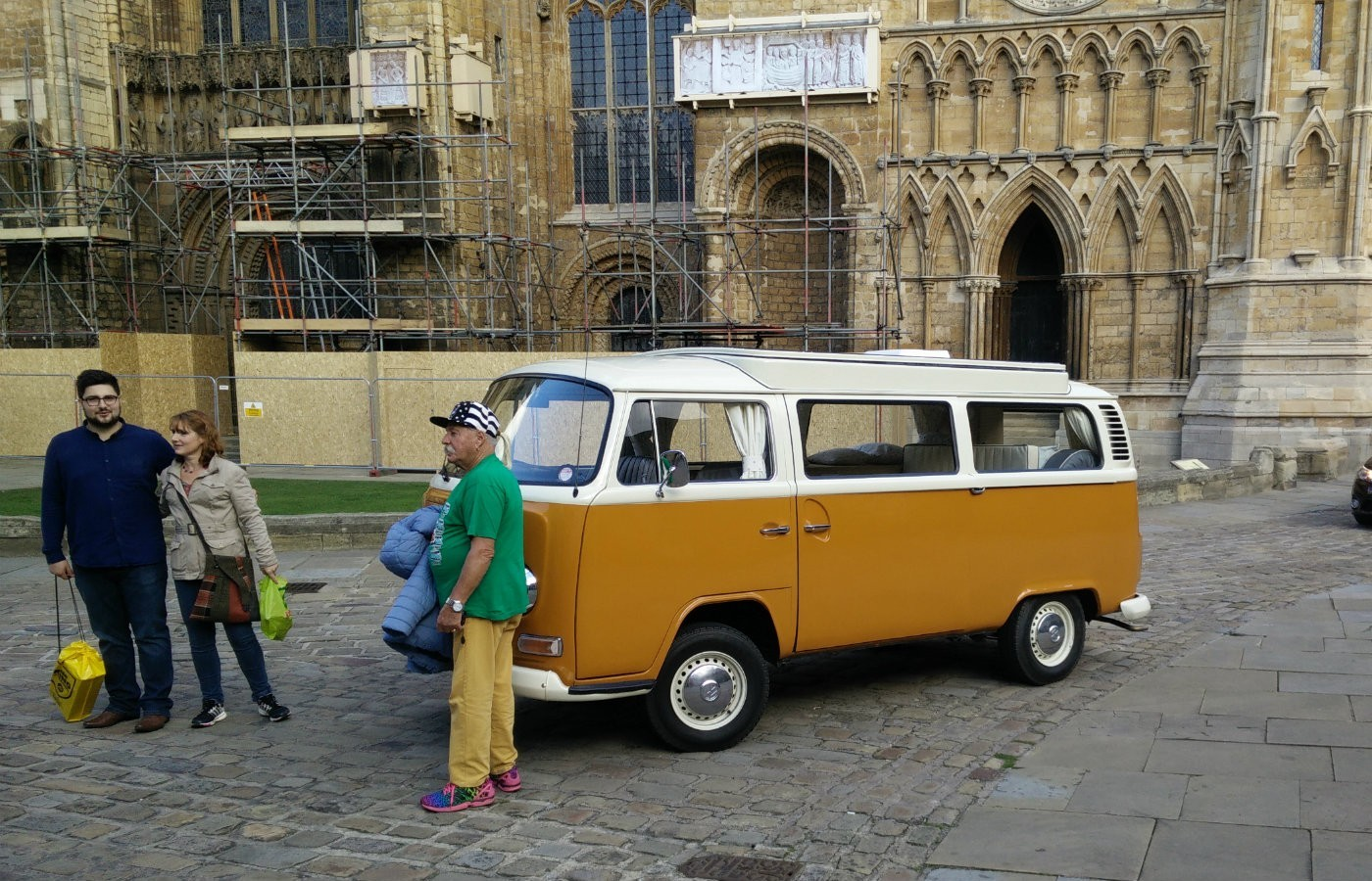 campervan lincoln