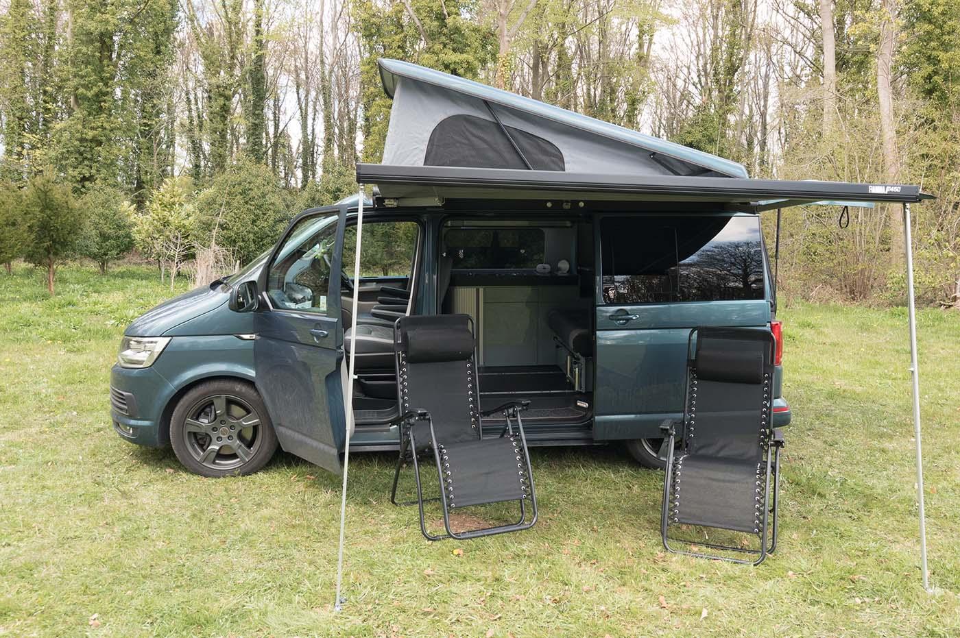 campervan t6 awning