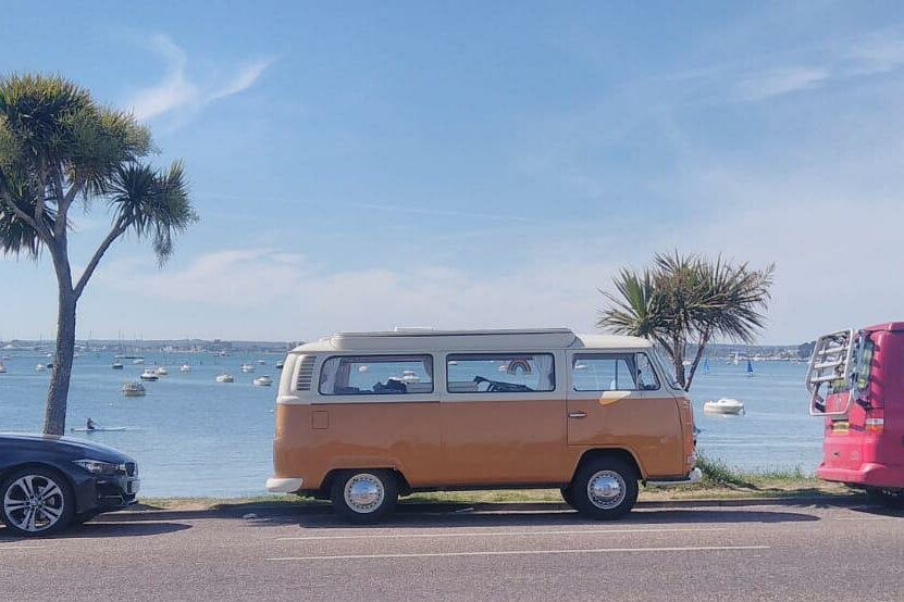 vw campervan betty in Portsmouth